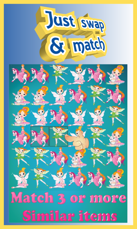 Princess Boom - Free Match 3 Puzzle Game