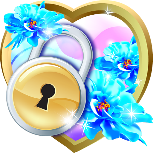 Smart App Lock Flowers Theme