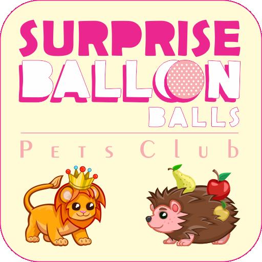 Surprise Balloon Balls - Pets Club