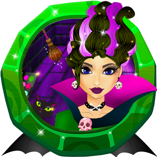 Witch Makeover Salon