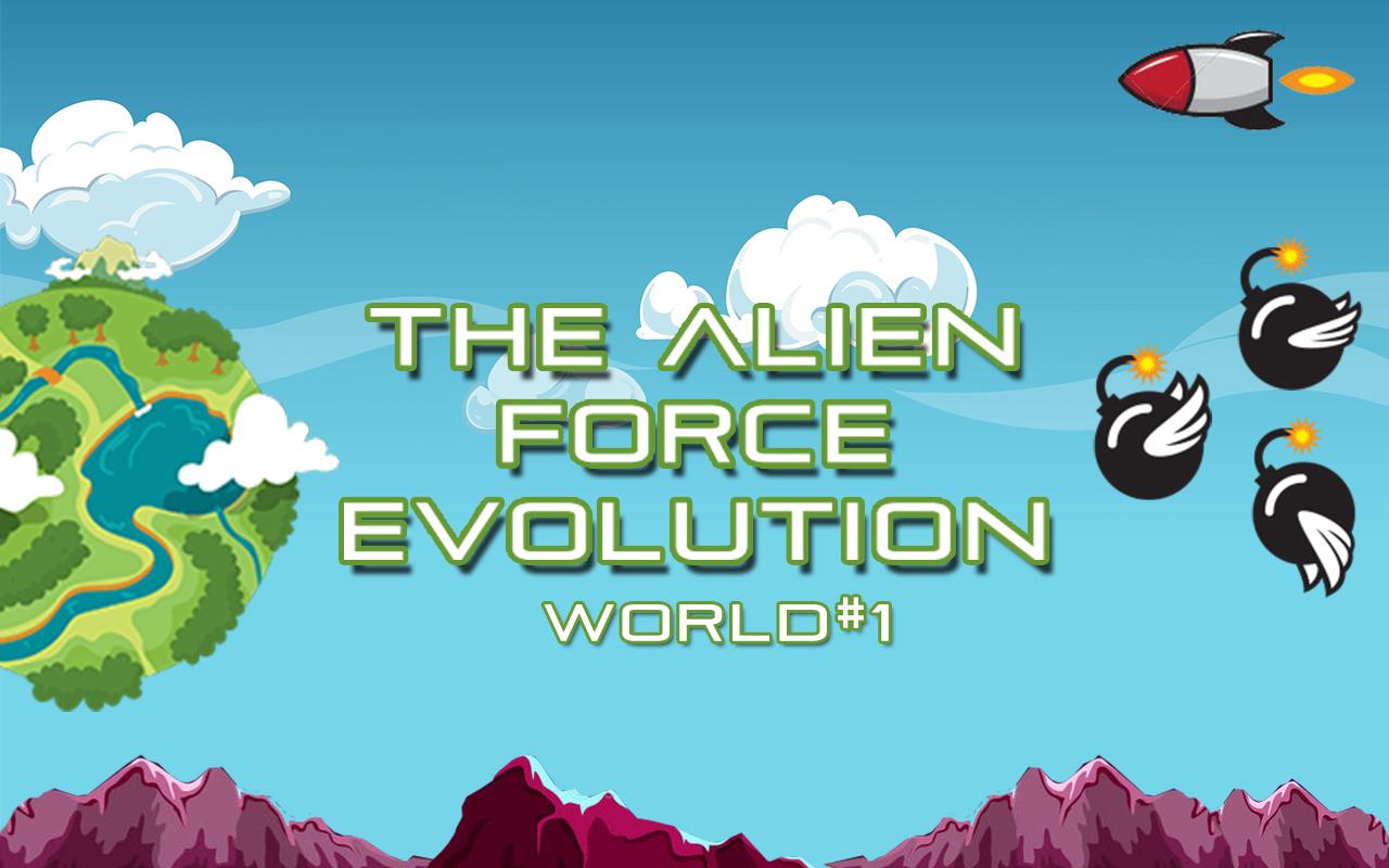 Alien Force Evolution