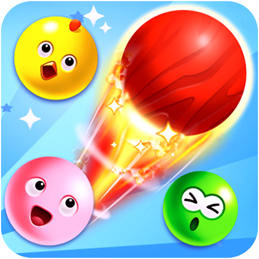 Angry Beaker Bubble Shooter