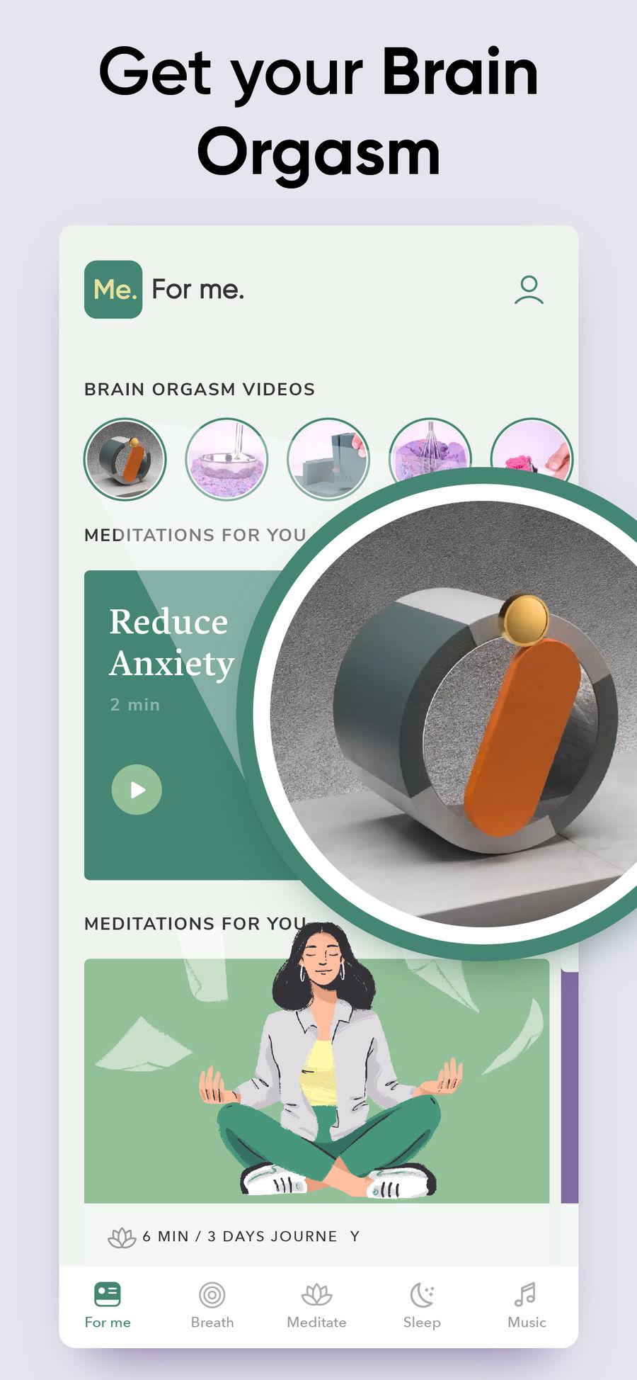 BetterMe: Meditation
