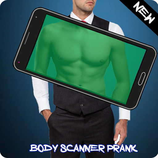 Body Scanner New X-Ray Real Camera Cloth Prank