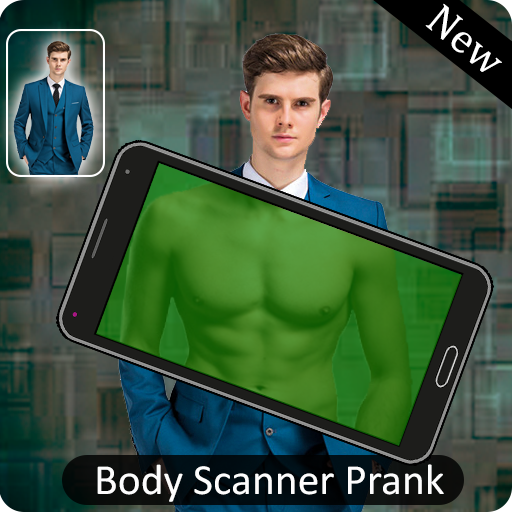 X-Ray Body Scanner New Real Cloth Camera Prank