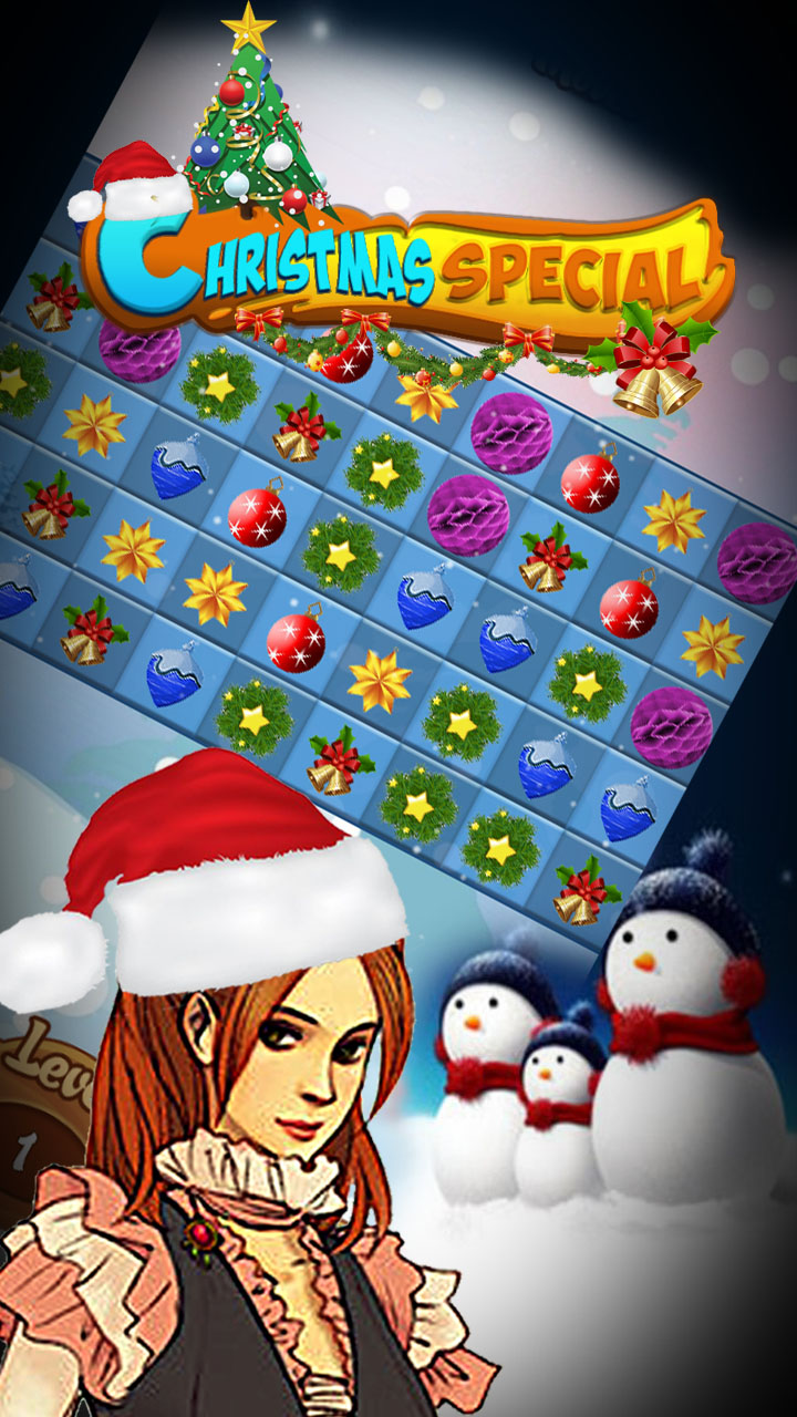 Candyscapes Christmas Special Match 3 Mania