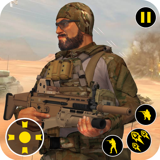 Commando Combat Shooting Adventure