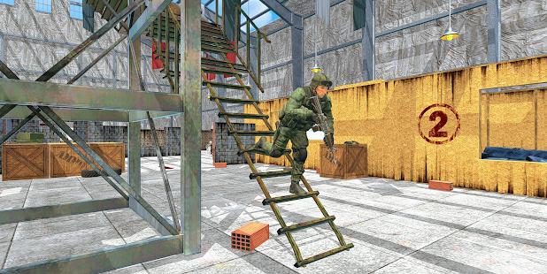 Commando Combat Shooting Adventure