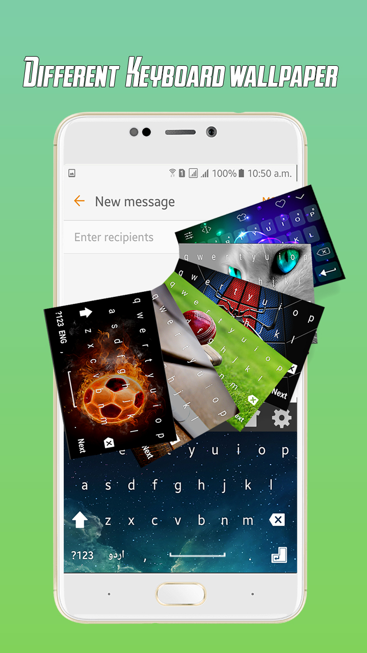 Easy Urdu Keyboard: Urdu English Keyboard App 2018