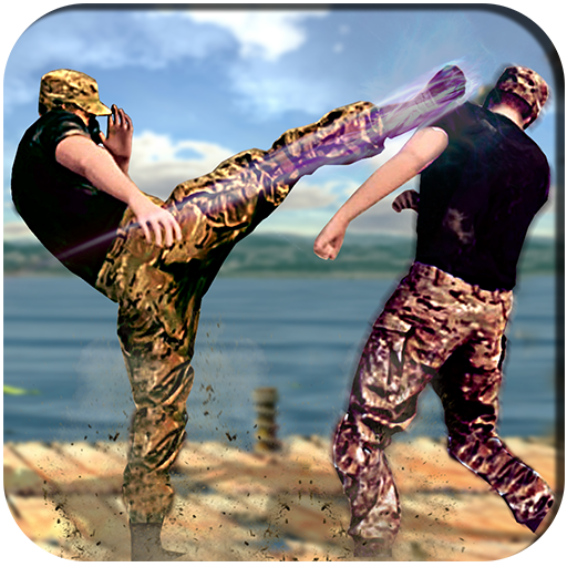 Extreme Soldiers Kung Fu Fight