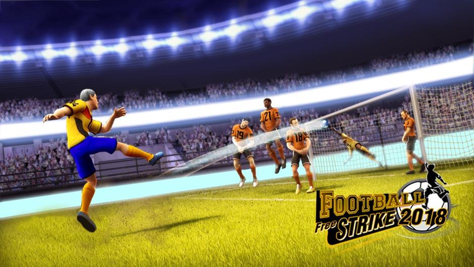 FootBall Free Strike 2018