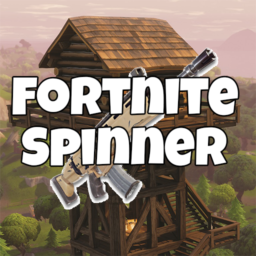 Fortnite Spinner
