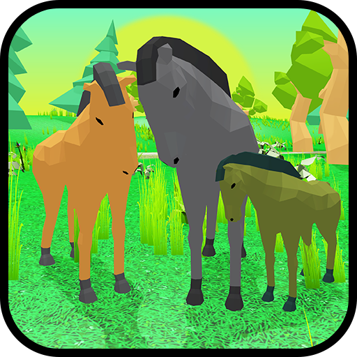 Horse Family Simulator 3D