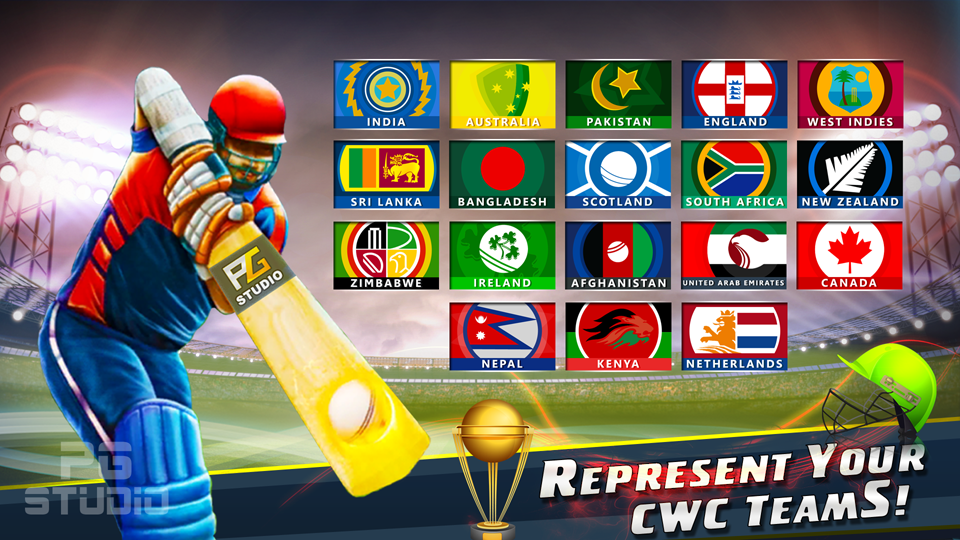 World Cricket 2019 - T20 Craze