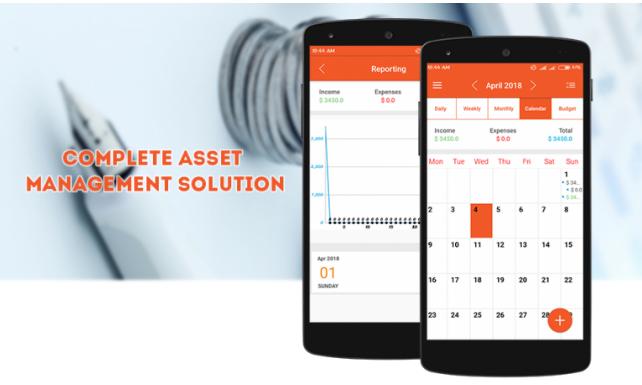 Money Manager - Kakebo - Asset Management App
