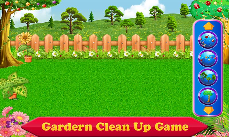 President House & Stage Décor - Cleanup Game