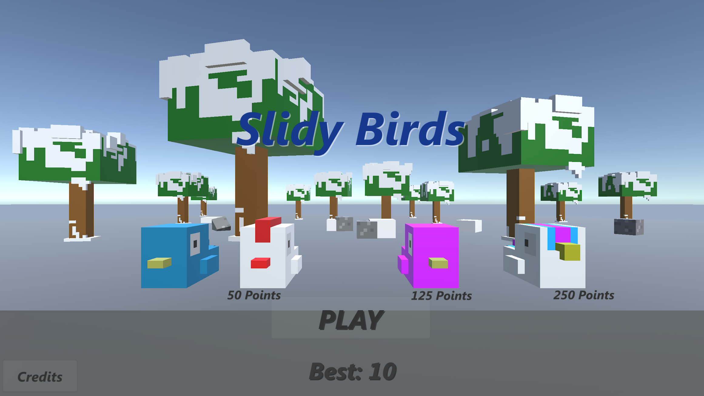 SlidyBirds