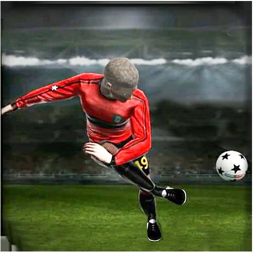 Stick Finger Soccer Stars League