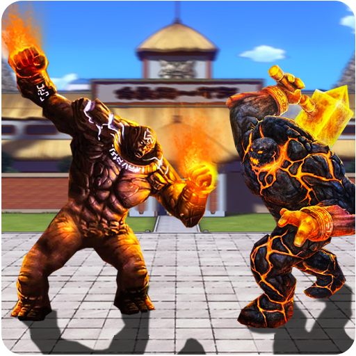 Super Golems Kung Fu Fight Club