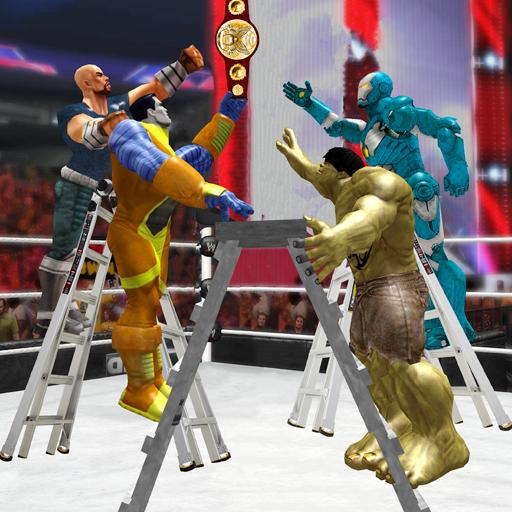 Tag Team Superhero Ladder Wrestling Tournament