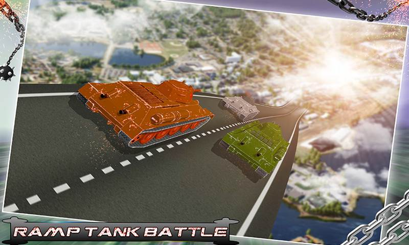 Tank Blitz: City War Rampage