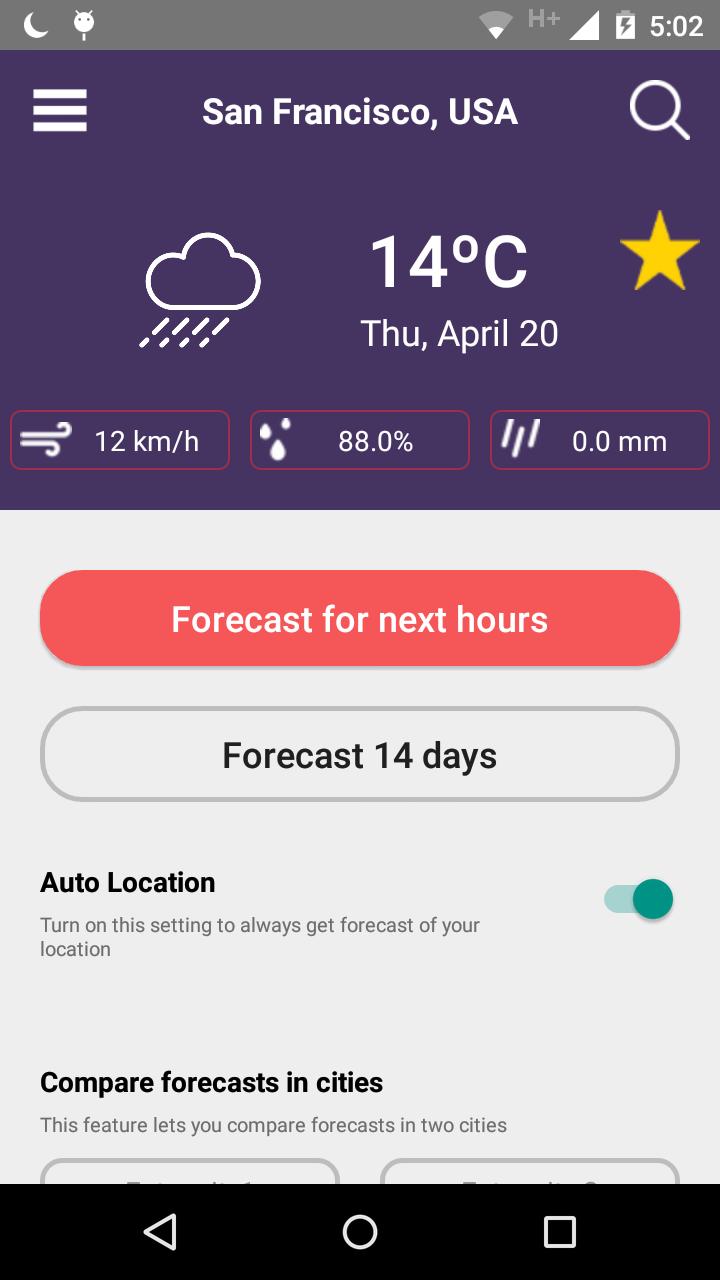 Tiempo y Clima gratis