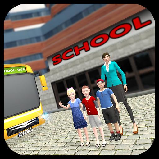 Virtual School Kids Hill Station Adventure