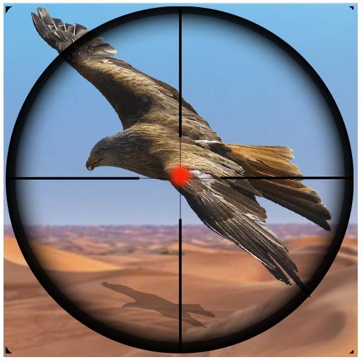 Wild Bird Sniper Hunting