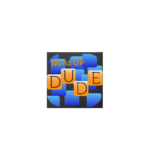 Word Up Dude - play word scramble with friends