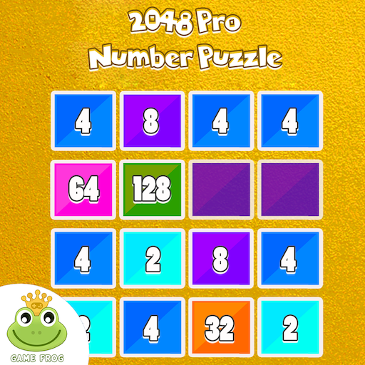 2048 Pro : Number Puzzle
