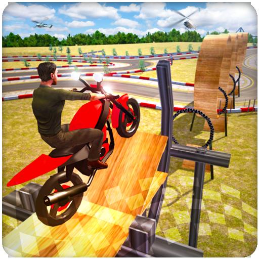 Bike Stunts Impossible Tracks