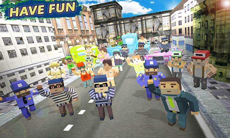 Blocky Friendship Simulator