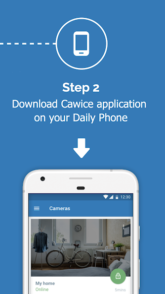 Cawice - Free Home Security Camera App