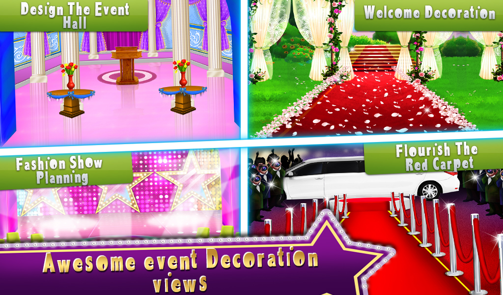 Event Management & Decoration