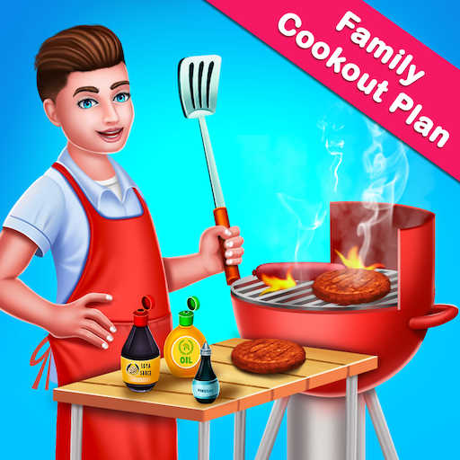 Family Plan A Cookout - Home Cooking Story