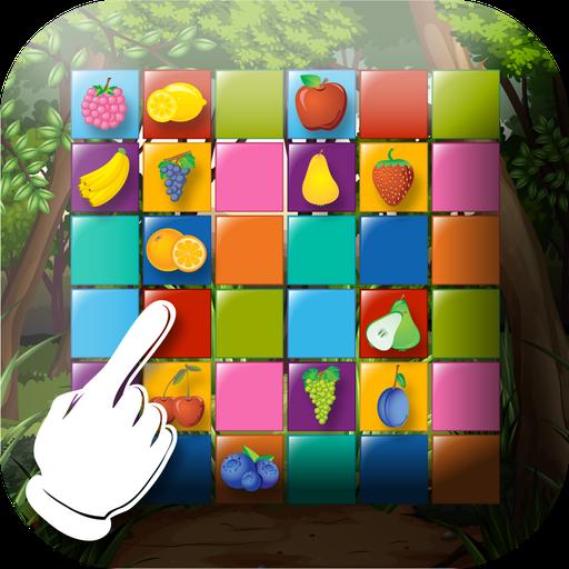 Fruity Block: Drop & Match Blocks Puzzler