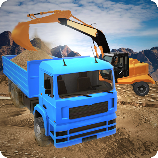 Heavy Excavator: City Construction Simulator