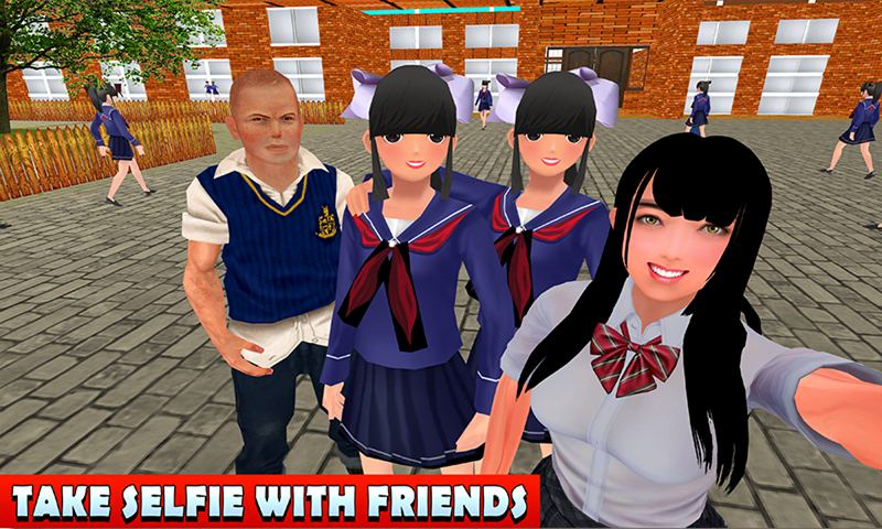 High School Girl Life Simulator