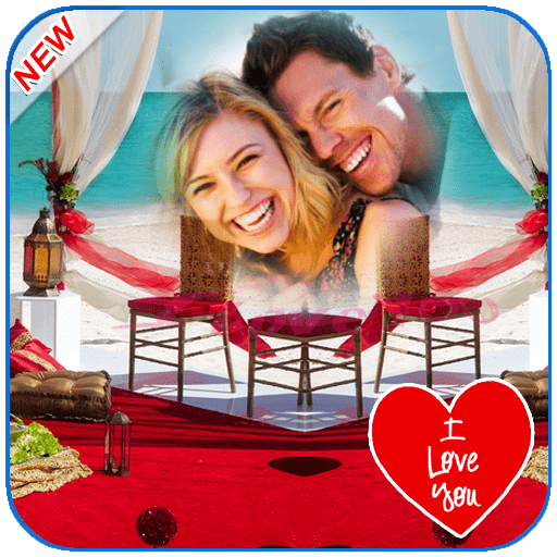 Honeymoon Photo Frames New