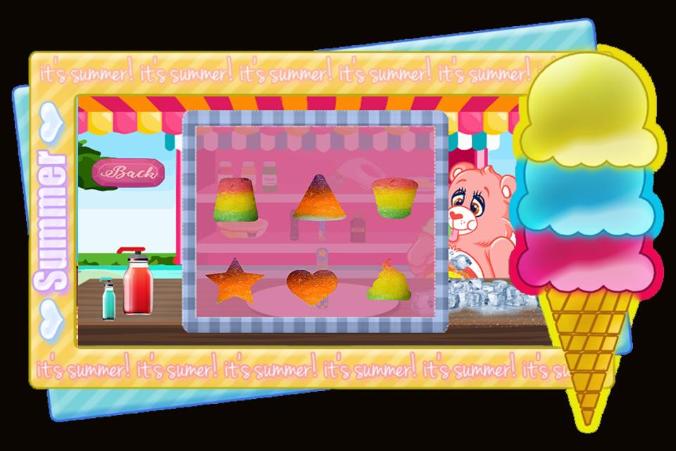 Ice cream Candy Maker