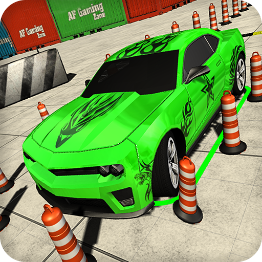 Impossible Stunt Car Parking Simulation 3D