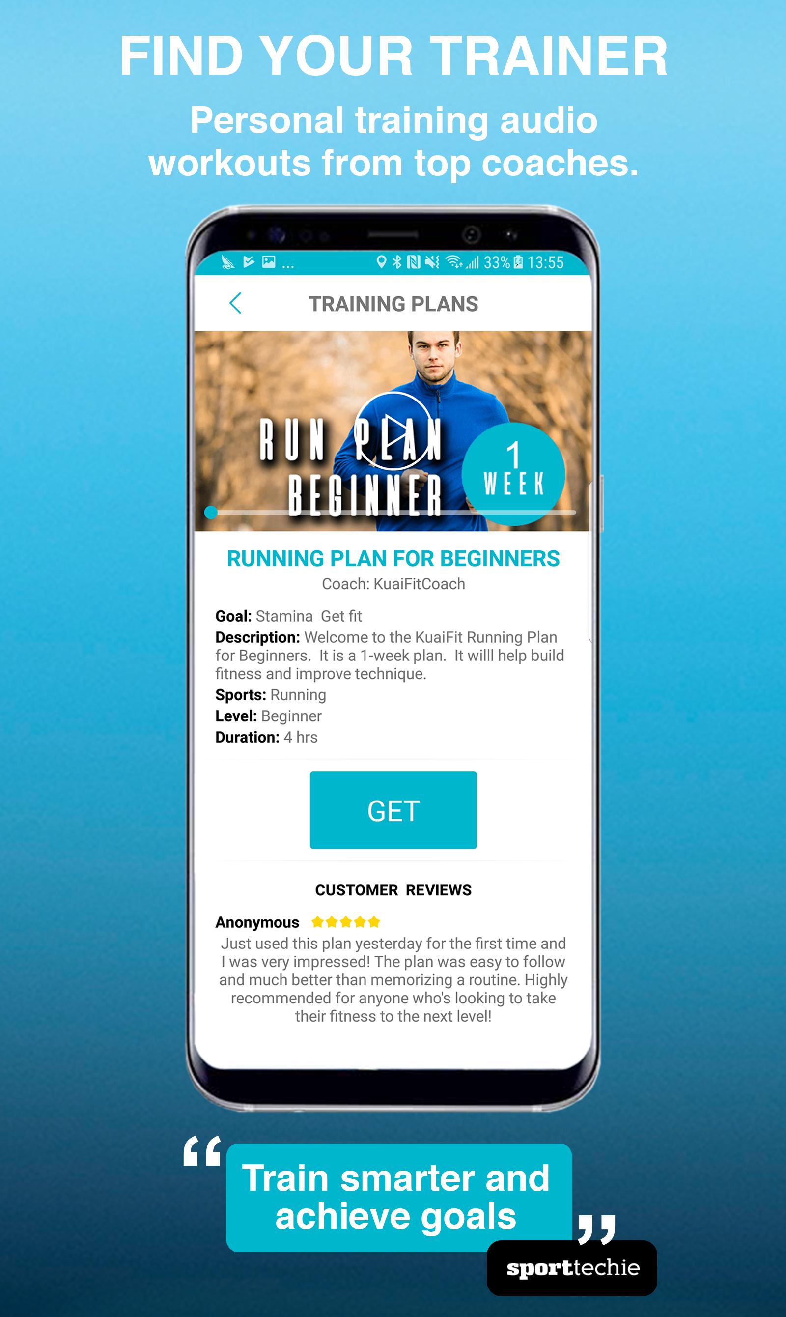 KuaiFit - Personal Training Courses & Sport Plans