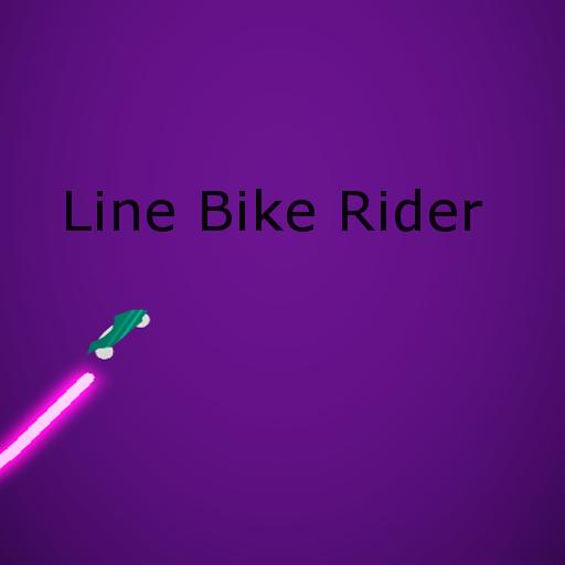 Line Bike Rider