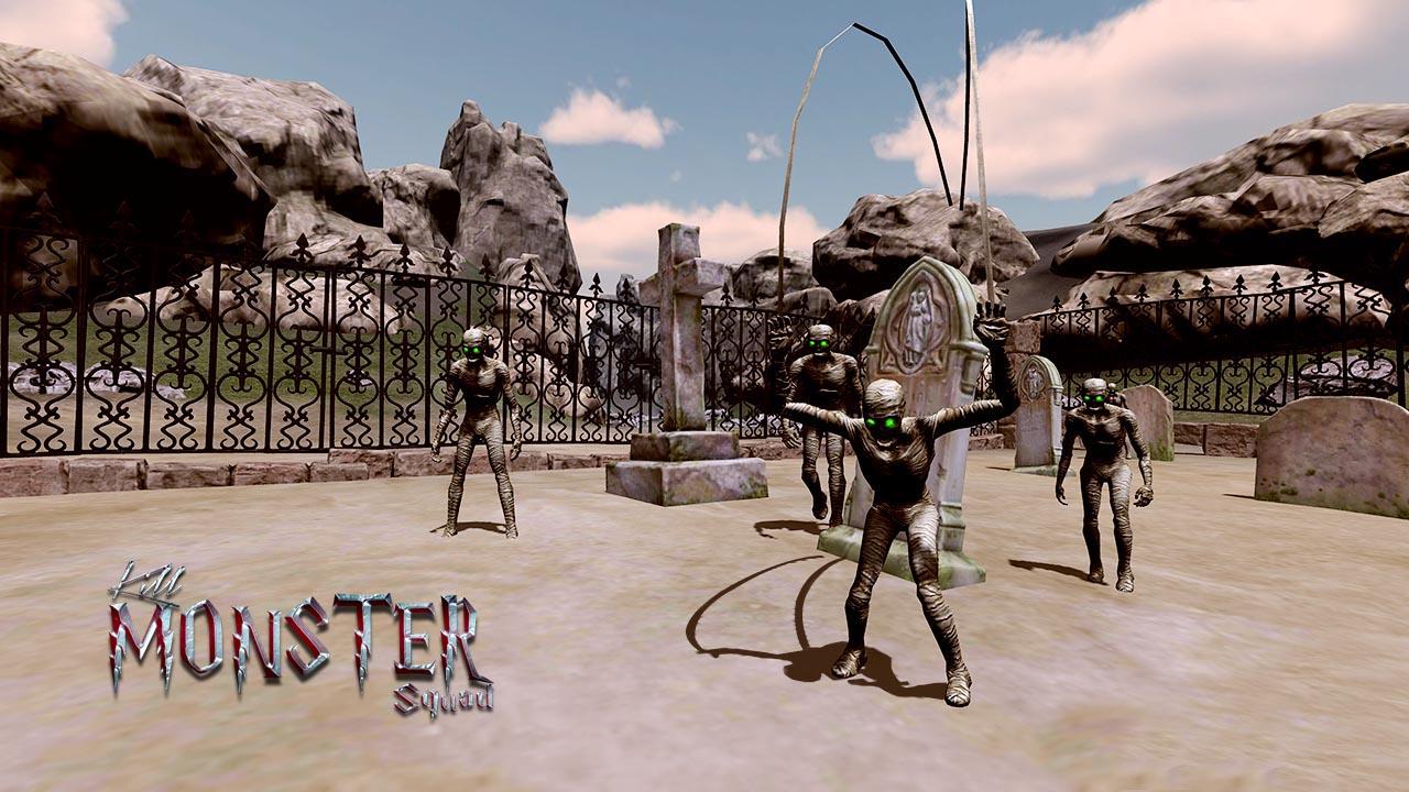 Monsters Killing Island: Monster Killer
