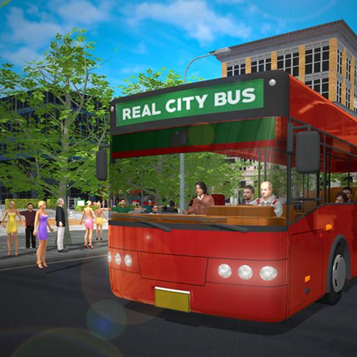 New York City Bus Coach Driver Simulator