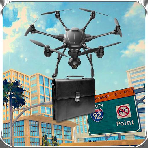 RC Drone Spy Flight Simulator