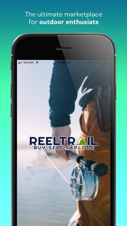 ReelTrail - Buy & Sell Outdoor Gear