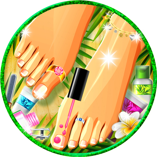 Relaxing Foot Spa Treatment