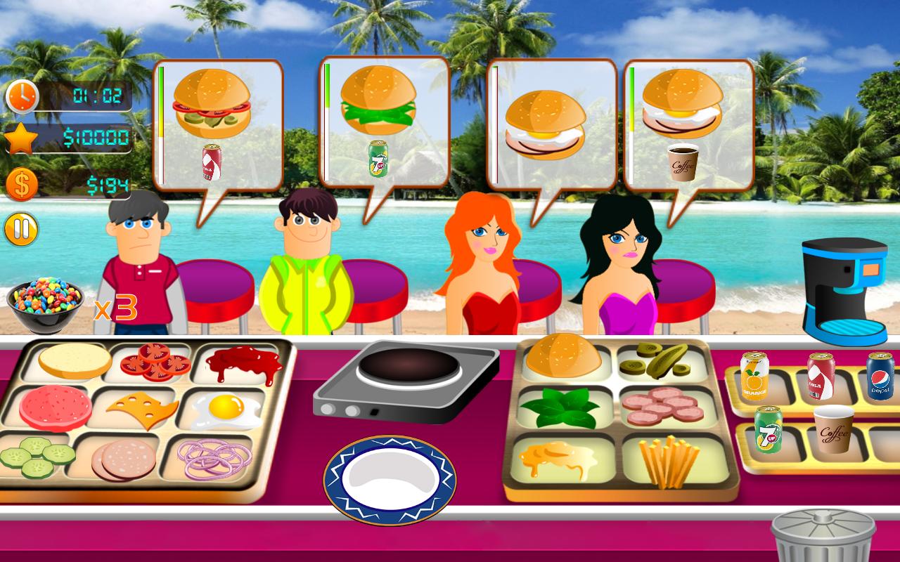 Restaurant Cafe