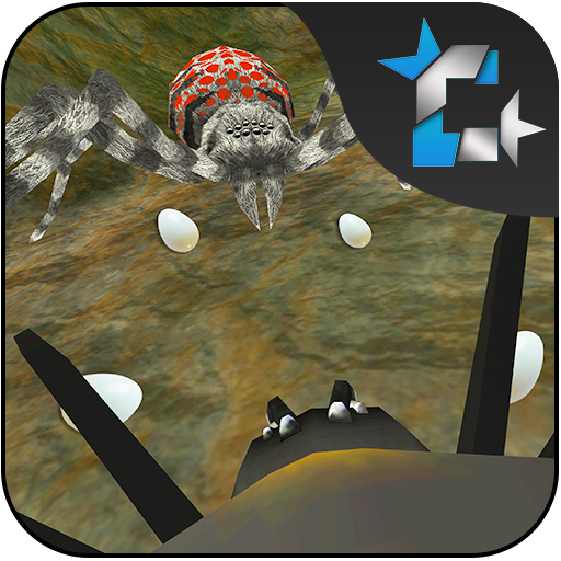 Spider Family Nest Simulator 3D